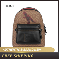 Authentic Original & Brand New Coach Campus Bag Pack 2019 20AW Collaboration Backpacks (75597)