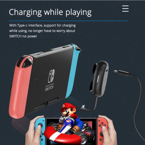 Image 3 - Nintend Switch 2 in 1 Charging and OTG Adapter extension Cable Type C to USB Cord No Need Driver For Nintendo Switch Accessories
