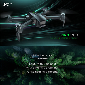 Image 3 - Hubsan Zino Pro GPS Drone with Camera 4K UHD Drone 5G WiFi 4km FPV Drone 3 Axis Gimbal Brushless RC Quadcopter