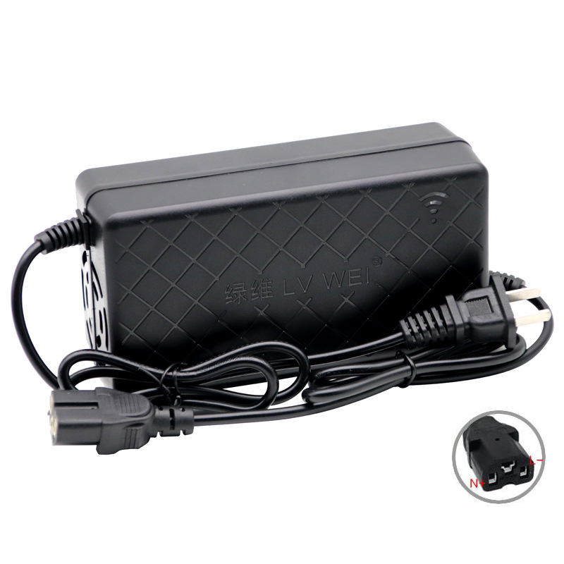 Smart lithium battery Charger 16S 60V 20AH For Electric Bike Bicycle Scooters Wheelbarrow Output DC 67 2V 2A T Connector