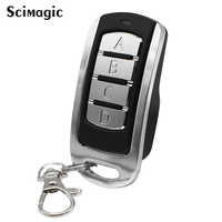 433MHz 868MHz Garage door remote control 315 MHz key duplicator for gate control remote garage rolling code command