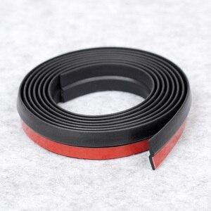 Image 4 - Strisce di tenuta in gomma per portiera per auto isolamento acustico a forma di Z guarnizione in gomma Epdm tipo Z guarnizione in gomma per accessori interni auto