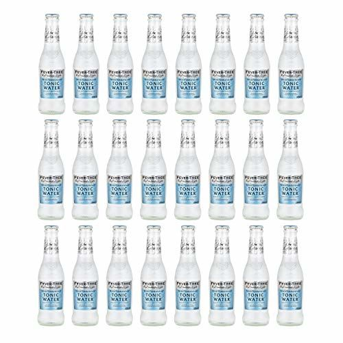 Fever-Tree Refreshingly Light Mediterranean Tonic Water 24x200ml