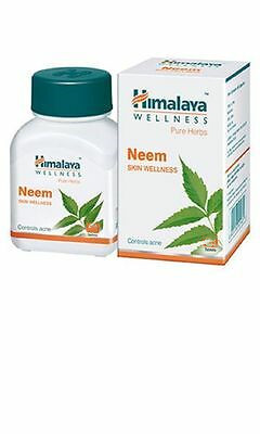 Neem Tabletten Sterilization, Detoxification, Potent Antioxidant, Skin Rejuvenation, Neem Acne Tablets 180 Tabletten