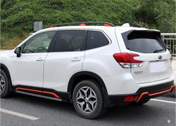 Dla Subaru Forester 2019 2020 osób zmodyfikowane wykończenie nadwozia dedykowane zderzak przedni i tylny wykończenie zewnętrzne ulepszona edycja sportowa