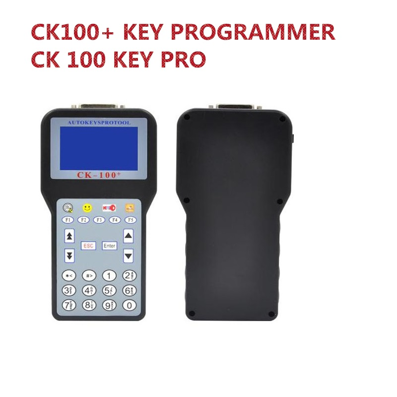 <font><b>CK100</b></font> V46.02 <font><b>Auto</b></font> <font><b>Key</b></font> <font><b>Programmer</b></font> V99.99 V46.02 OBD2 CK 100 Diagnostic Tool Car Fault Reader SBB Update Version <font><b>Auto</b></font> Code Scanner image