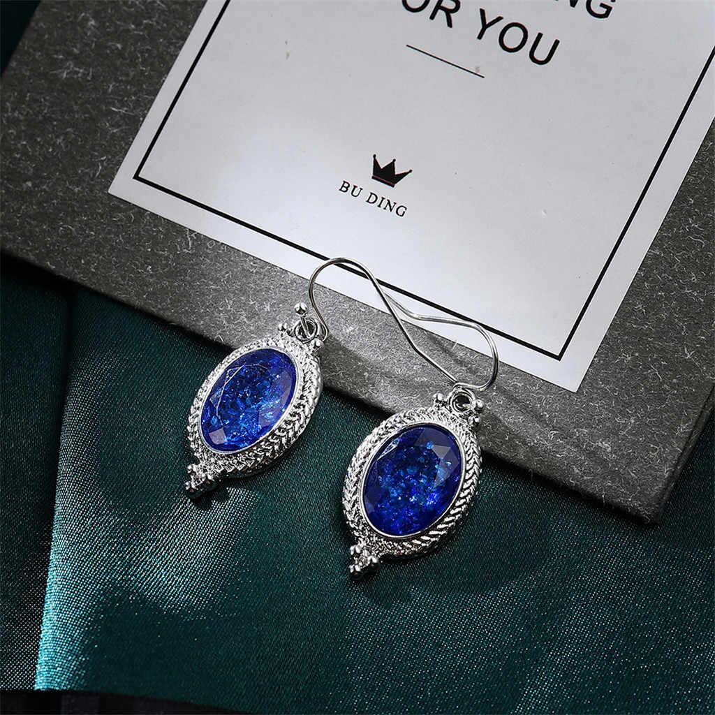 Mode Simple européen et américain boucles d'oreilles flambant neuf haute qualité balancent boucles d'oreilles sauvage dames mode bijoux accessoires # ZD