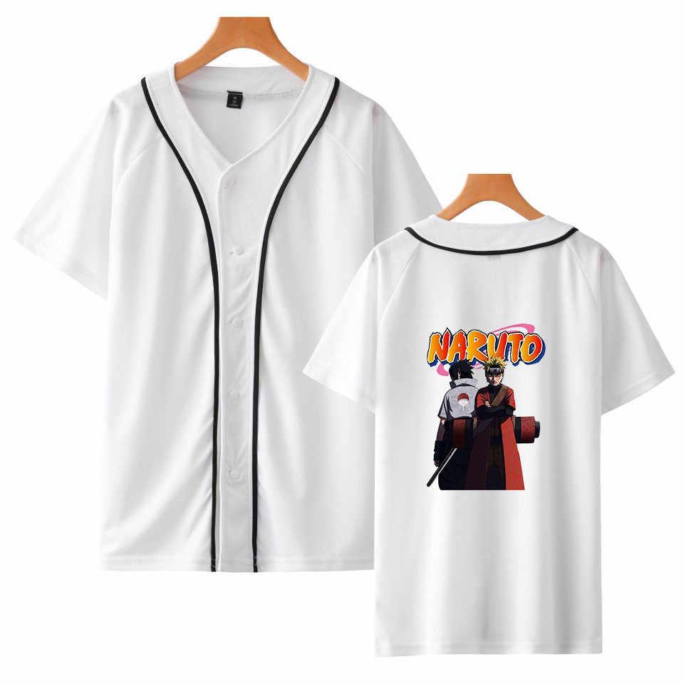 Naruto Anime Kapuzenpulli Kapuzen Kurzarm T-Shirt Shirt Hoodie Pullover Pulli