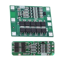 4S 40A Li-Ion Lithium Battery 18650 Charger Pcb Bms Protection Board & 3S 20A