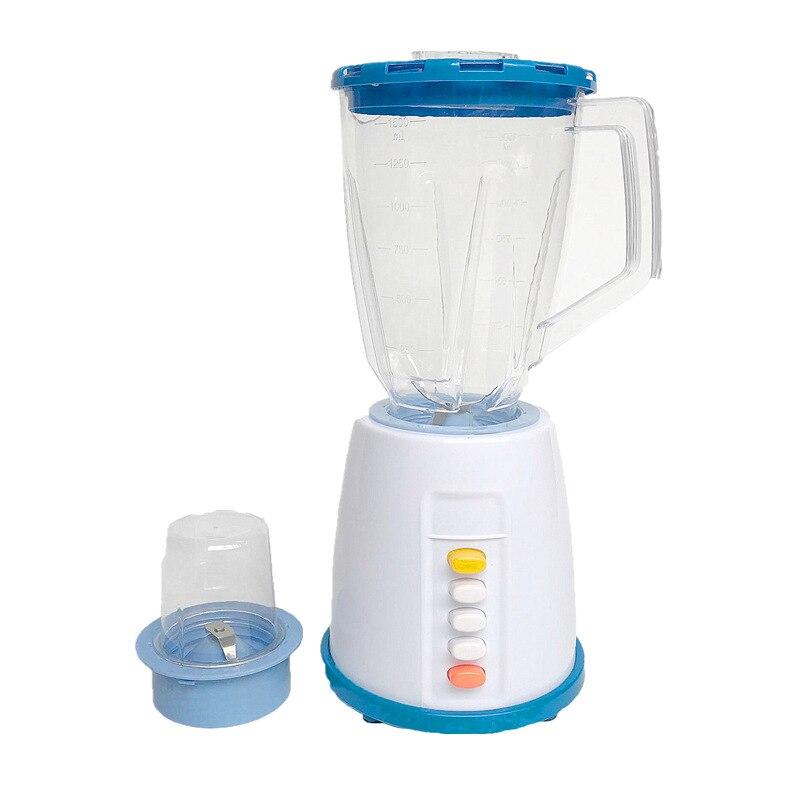 BPA FREE 800W Commercial Blender Food Processor 2 Group Blade Juicer Smoothie Machine Egg Beater Meat Grinder