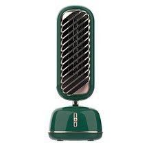 2021 New Air Cooler Mini Fan Multifunctional Desktop Silent Fan Cooling Humidifier Home Office USB Leafless Rechargeable Fan