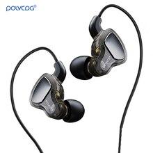 D6 Wired Hoofdtelefoon 3.5 Mm Handsfree Met Mic Voor 12 S Tws Pro Metal Stereo Muziek Diepe Bass Gaming In oor Ruisonderdrukkende Oortelefoon