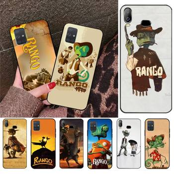 HPCHCJHM Rango Bling lindo caso de teléfono para Samsung A10 A20 A30 A40 A50 A70 A80 A71 A51 A6 A8 2018