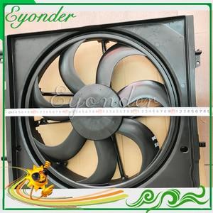 Image 3 - 닛산 qashqai j11 rogue t32 1.6 214814eb0a 21481 4eb0a 용 renault kadjar 용 a/c 에어컨 라디에이터 전동 팬 모터