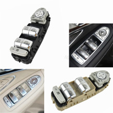 Window-Switch 2059056811 W205 Master 63 Benz C180 S205 Car Front-Left-Power C200 C300