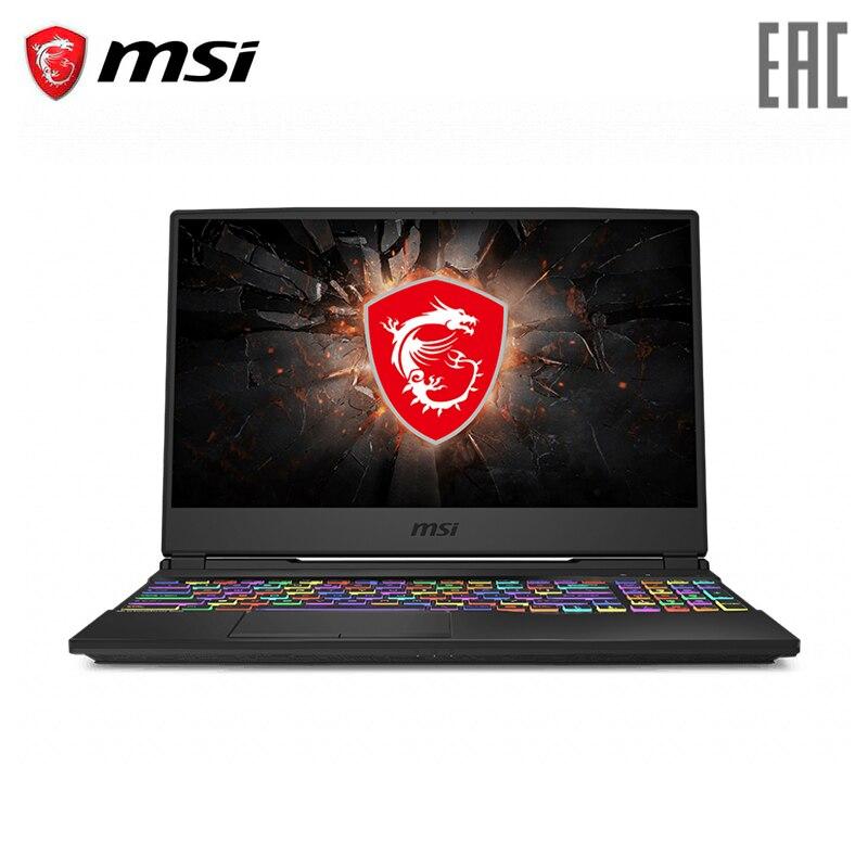 Laptop MSI GL65 9SDK-083XRU 15,6 I5-9300H/8 GB/SSD 512 GB/no ODD/GTX1660Ti 6 GB/DOS/Black (GL65 9SDK-083XRU)