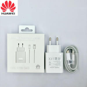 HUAWEI Wall-Adapter Mate Supercharge Travel Quick 20pro Type-C USB 9 5A Kabel P20