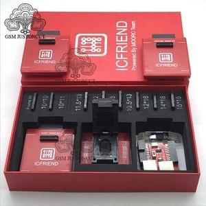 Image 5 - New version Full set Easy Jtag plus box + MOORC E MATE X E MATE PRO BOX EMMC BGA 13 IN 1 For HTC/ Huawei/LG/Motorola /Samsung..