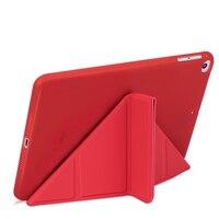soft tpu Case for iPad mini 4 5 7.9 inch PU leather case cover For iPad mini 4 5 7.9 inch TPU Silicone Atomized Soft Bottom Tablet Case (2)