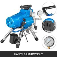 2200w High Pressure Airless Wall Paint Spray Gun Sprayer Machine Spraying