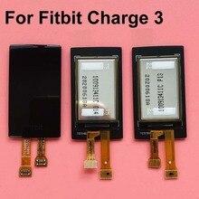 Originele Vervangende Lcd scherm Vergadering Voor Fitbit Lading 3 Smart Horloge Touch Screen Voor Fitbit Charge3 Reparatie Onderdelen