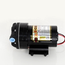 800GPD 4.8L/M@100PSI Diaphragm Water booster Pump electric food grade RO pump 36V Reverse Osmosis System max pressure 170psi nitrogen booster pump exported to 58 countries ro booster pump manufacturers