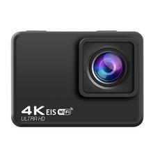 2020 новая водонепроницаемая Спортивная камера 4k60fps движения