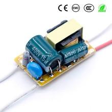 LED Nicht isoliert eingebaute 18 36W fahrer power ausgang spannung 50 120V 300mA Für LED lampe