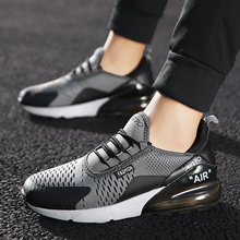 2019 unisex New Sneakers spring running woman for adults Sports Jogging footwear lace-up Anti Slip m