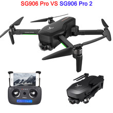 Zlrc SG906 Pro 2 Gps Drone Met 3-As Anti-Shake Zelf-Stabiliserende Gimbal Wifi Fpv 4K Camera Borstelloze Quadcopter Vs F11 Pro(China)