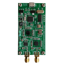 USB Spectrum Analyzer High Accuracy Spectrum Signal Source RF Frequency ain Analysis Tool  Bandwidth 33MHz-4400MHz