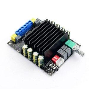 Image 5 - UNISIAN TDA7498 ses amplifikatörü kurulu HIFI dijital 2.0 kanallar D sınıfı amplifikatörler çıkış 2X100W Stereo güç AMP PC MP3