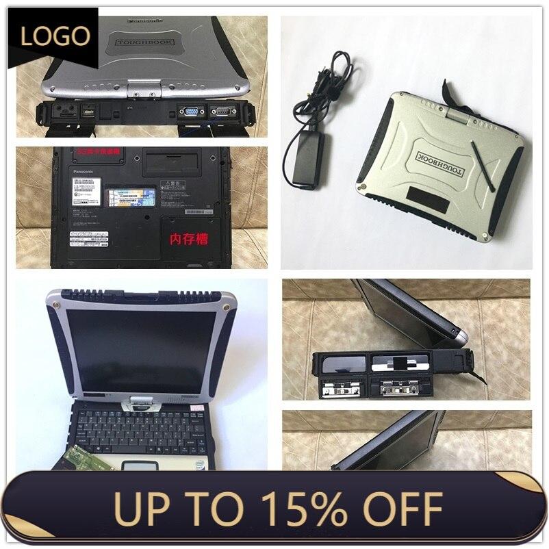 2021 горячая Распродажа CF-19 Toughbook для Alldata Mit.Chell CPUi5 4 Гб Panasoni ноутбук CF19 все данные ремонт авто диагностический компьютер