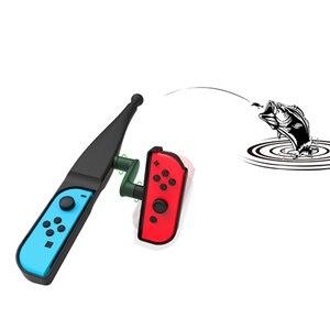Image 4 - Bevigac przenośne poruszać się Sebse wędka ryby polak Prop dla Nintendo Nintend przełącznik Joy Con sterownik konsoli akcesoria do gier