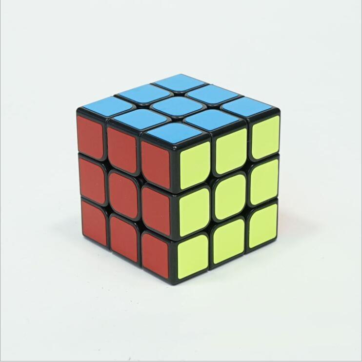 MOYU Magic Cubes Magic Cubes Professional 3*3*3 5.6CM Sticker Speed Twist Puzzle Toys For Children Gift Magic Cube