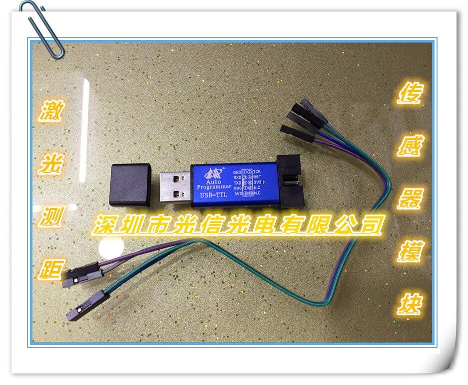 USB-TTL microcontrolador stc 80 m 50 m 30 m