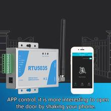 RTU5035 / RTU5024 GSM Gate Opener Relay Switch Wireless Remote Control with Antenna