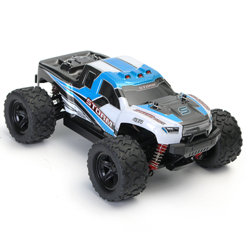 HS 18301/18302 RC Car 1:18 2.4Ghz 4WD Radio Control Car High Speed Big Foot RC Racing Car OFF-Road Vehicle Toys for Children 2