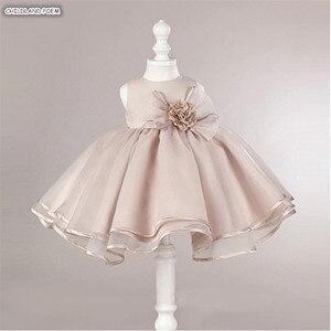 Robes en dentelle pour filles | Tenue princesse de fête d'anniversaire, motif floral, pour adolescentes