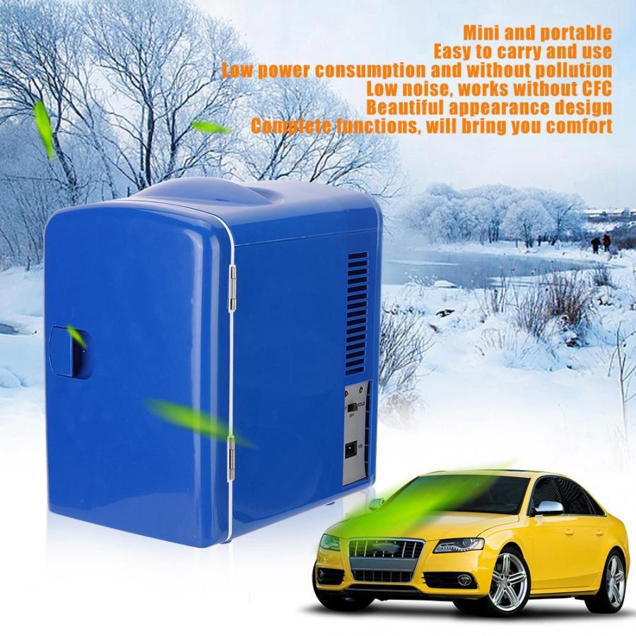 Fridge Cooler Refrigerator-Cooler Freezer Car Multi-Function Auto-Car Warmer Mini Portable