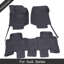 Car-Floor-Mats Car-Accessories Audi Q5 for Anti-Dirty Waterproof Beautiful Car-Styling