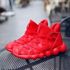 Image 2 - Modele do pary najlepsze trampki trening koszykówki buty odkryte buty do biegania nosić na co dzień oddychające unisex Zapatos Hombre
