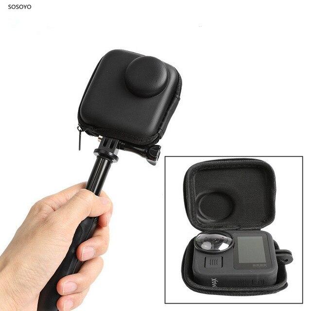 Caja protectora impermeable portátil para Gopro Max accesorios para Cámara de Acción
