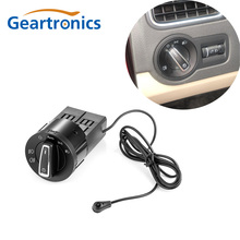 AUTO golf mk4 Faro Interruttore Modulo Sensore di Luce Per Volkswagen Golf Mk4 Passat Polo Bora Beetle Tiguan Touran