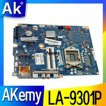 Motherboard Laptop untuk Lenovo IdeaCentre C540 AIO Mainboard VBA00 LA-9301P SR177(China)