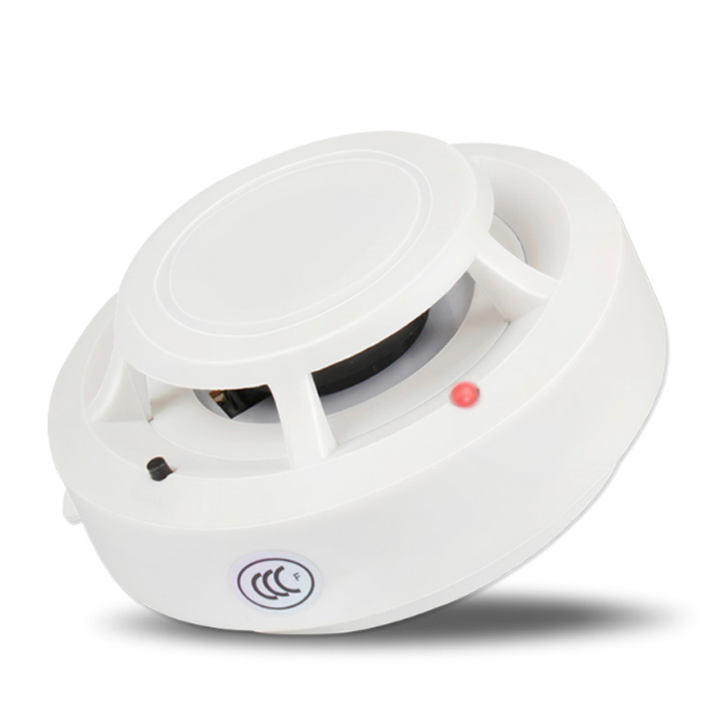 Wireless Alarm Independent Alarm Smoke Fire Sensitive Detector Home Security Smoke Detector Sensor Fire Equipment
