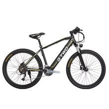 Fourche à Suspension verrouillable pour vélo électrique, 27.5 pouces, batterie au Lithium 48V 9.6Ah 350W, assistance à 5 niveaux