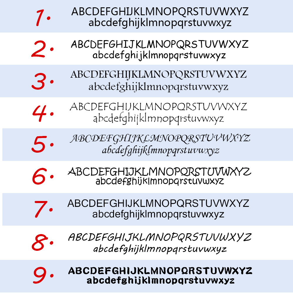 Купить с кэшбэком 108Pcs Boy Girl Personalized Name Sticker Customize Decal Stickers Waterproof Anti-Tearing Label School Stationery Tag Sticker