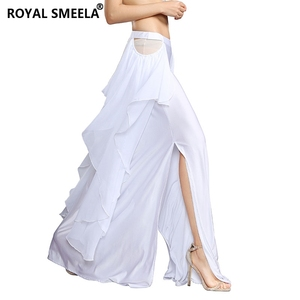 Image 3 - ROYAL SMEELA 2020 New design Women sexy Belly Dance Skirt Belly Dancing clothes female professional belly dance Costumes 119075
