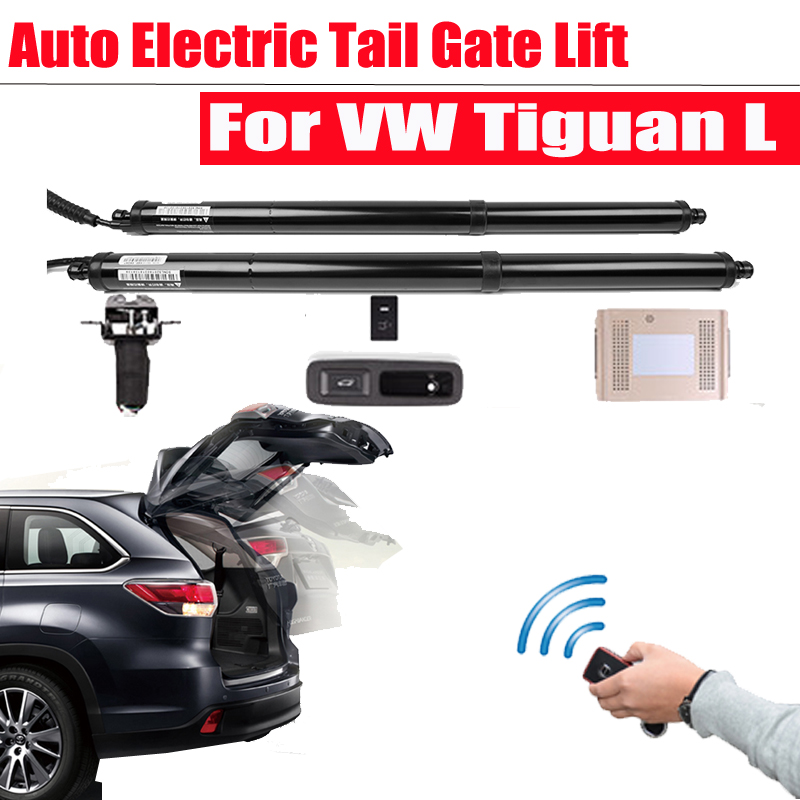 Car Electronics Smart Automatic Electric Tail Gate Lift For Volkswagen VW Tiguan L 2017-2018 Tailgate Remote Control Trunk Lift